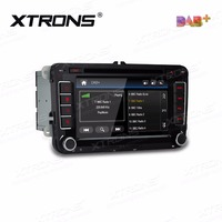 7 Car DVD radio for Skoda Fabia 2007 2014 & Fabia Com2006 2015 with Built in Vehicle Standard DAB+ Modulebi 2008 2014&Roomster