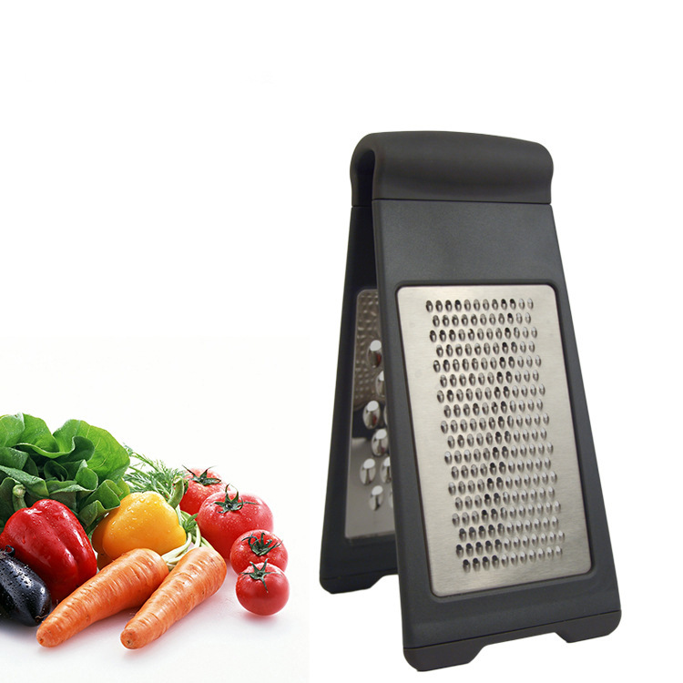 Kitchen Gadget Double Side Multifunctional Cutting Tool Shredder Gadgets Vegetables Grater for Carrot Cucumber Zucchini Potato