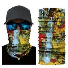 Biker Bandanas (5 pcs/lot) AC209-AC214 Outdoor Sports Hat Cycling Turban Head Scarf Face Mask