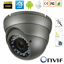 CCTV 1.0MP 1.3MP/2.0MP Dome Outdoor HD IP Camera P2P Network Waterprooof Camera with PC&Mobile Phone View Onvif