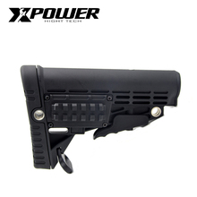 XPOWER CAA Stock For Air Guns Airsoft Gel Blaster AEG Gen8 Jinming9 Hunting Accessories