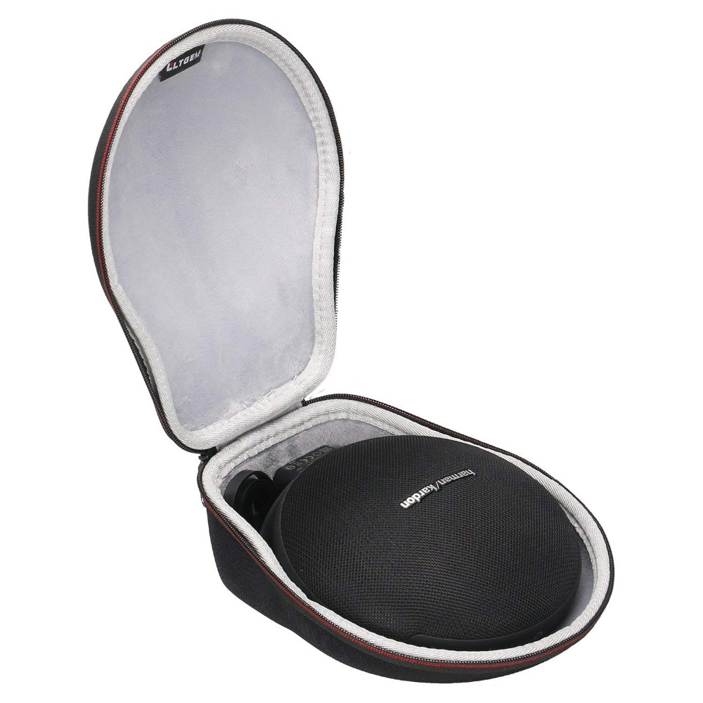 LTGEM EVA Hard Storage Travel Carrying Case For Harman/Kardon Onyx Mini Portable Wireless Speaker