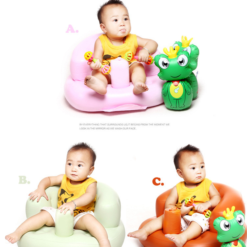 Pleasing Us 19 25 23 Off Baby Chair Bean Bag Infant Portable Kids Chair Baby Bath Seat Nest Bed New Inflatable Chair Beanbag Kids Baby Sofa Support Pink In Creativecarmelina Interior Chair Design Creativecarmelinacom