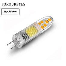 No flicker G4 LED Lamp 220V 2W 16LEDS SMD2835 lamp