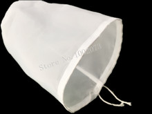 45*30cm 100M 300M Large food grade Nylon filter bag for home brew beer red wine rice juice soybean milk tea making