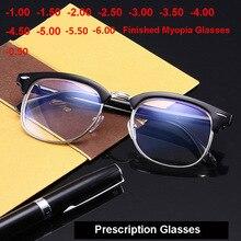Finished Myopia Glasses Nearsighted Glasses Prescri