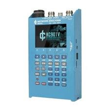 KC901V vector network analyzer day feeder analysis frequency spectrum field strength radio  SWR standing wave test цена и фото