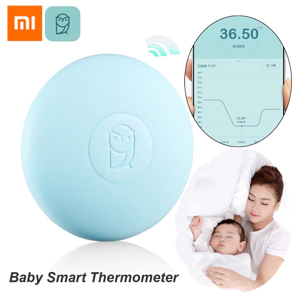Xiaomi Miaomiaoce Digital Baby Thermometer Smart Monitor High-Temperature Alarm
