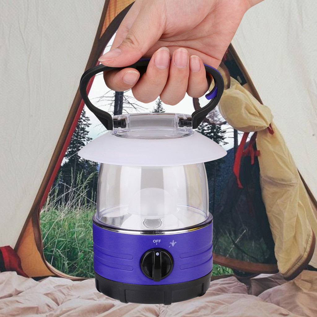 Emergency Lamp Tent Light Lantern LED Portable Hook Outdoor Camping Hiking Accessories Equipment for Outdoor Camping Hiking 6.18