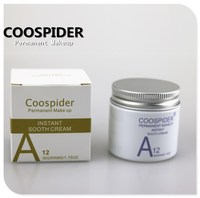 COOSPIDER Microblading Eyebrow Permanent Makeup A12 Instant Soothe Gel, Soften skin, Disinfection, Epidermis Pain Relief