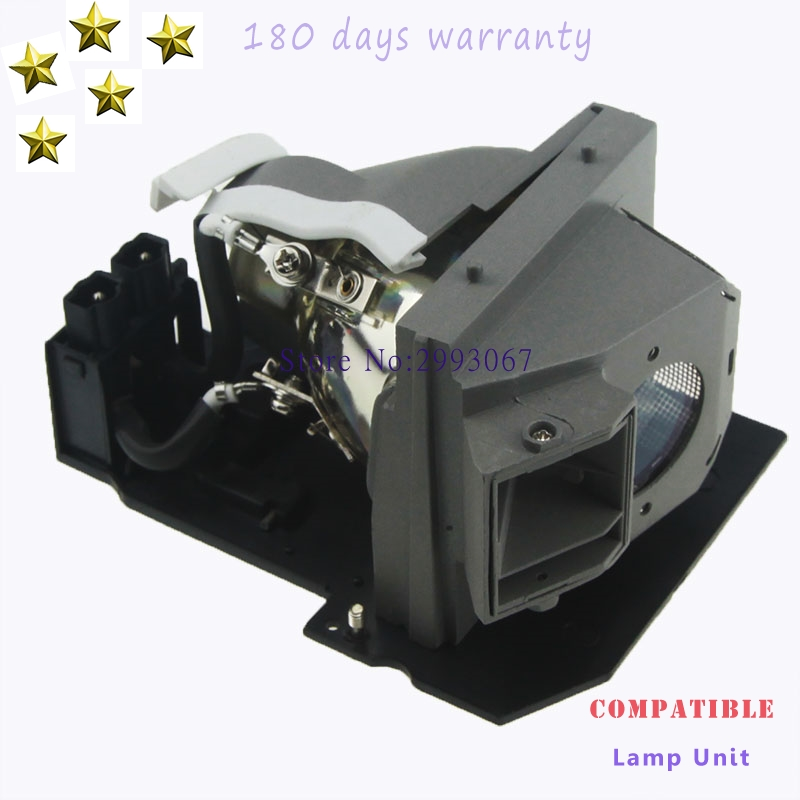 Replacement Projector bulb 310-6896 / 725-10046 with housing For Dell 5100MP with 180 days warranty projector lamp bulb 725 10046 with housing for dell 5100mp 18 725 10046 310 6896 n8307 vip350w 180 days warranty