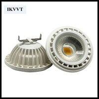 indoor g53 ar111 gu10 led spotlight super bright ac85 265v 12w,15w 2 years warranty ceiling spotlights free shipping