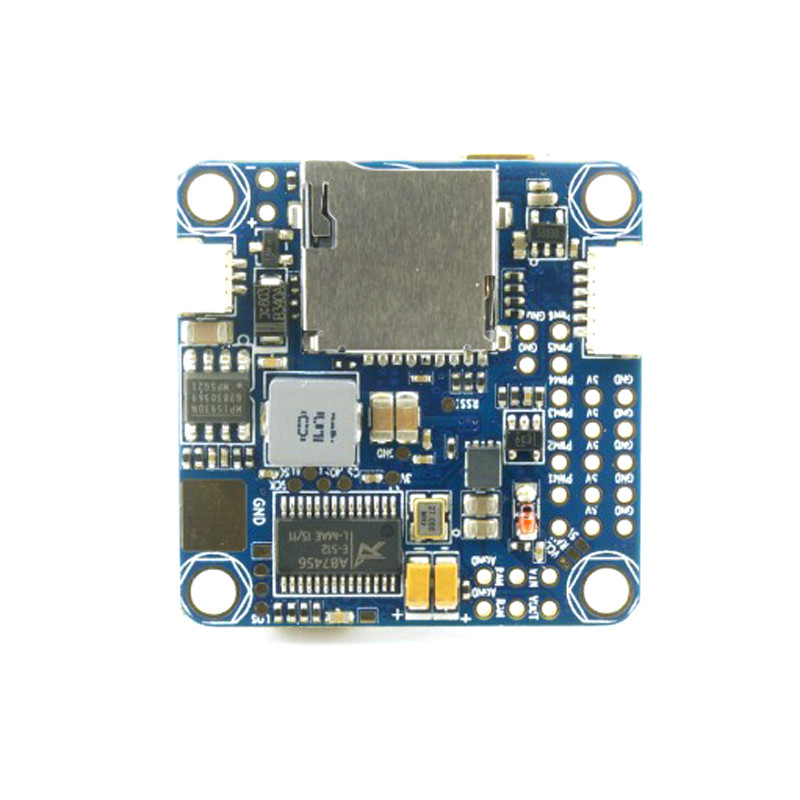 Original Airbot F4 Pro V3 Flight controller SD 5V 3A BEC OSD Current Sensor LC Filter omnibus f4 pro corner v1 1 flight controller build in current sensor