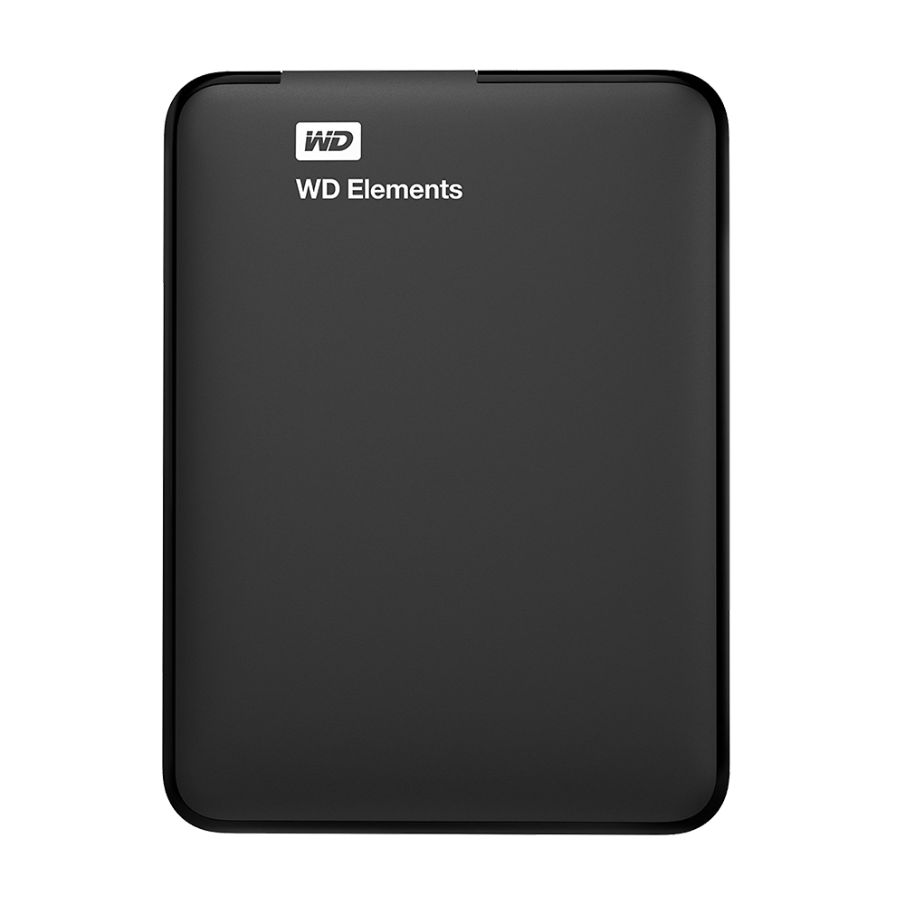 WD Elements Portable External hd Hard Drive Disk 500GB 1TB 2TB 3TB  USB 3.0  for Computer laptop Western Digital 500g