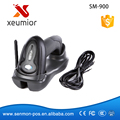 433 MHZ Wireless Laser Barcode Scanner Barcode Reader Large Codes Memory with Charge Station