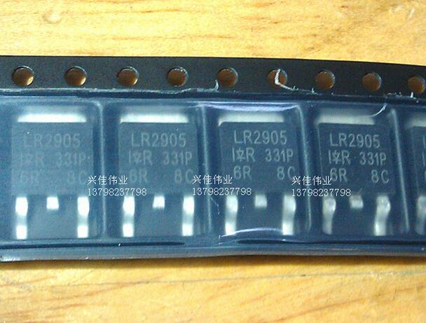 free shipping 50pcs/lot IRLR2905ZTRPBF IRLR2905Z LR2905Z LR2905 TO252