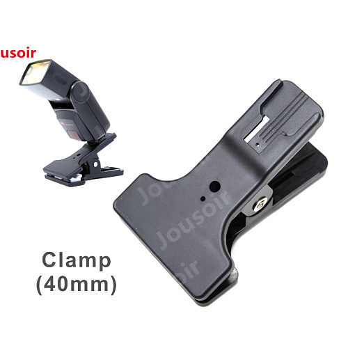 ファルコンアイズ CL-CLiP5 写真クリップクランプ用カメラフラッシュホルダーブラケットフォトスタジオアクセサリー CD50