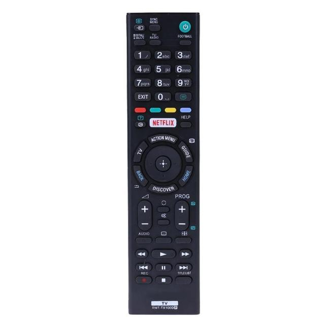 RMT TX100D Remote Control Replacement for SONY AK59 00166A TV Remote Control for kd 65x8507c kd 65x8508c kd 65x8509c kd 65x9305c