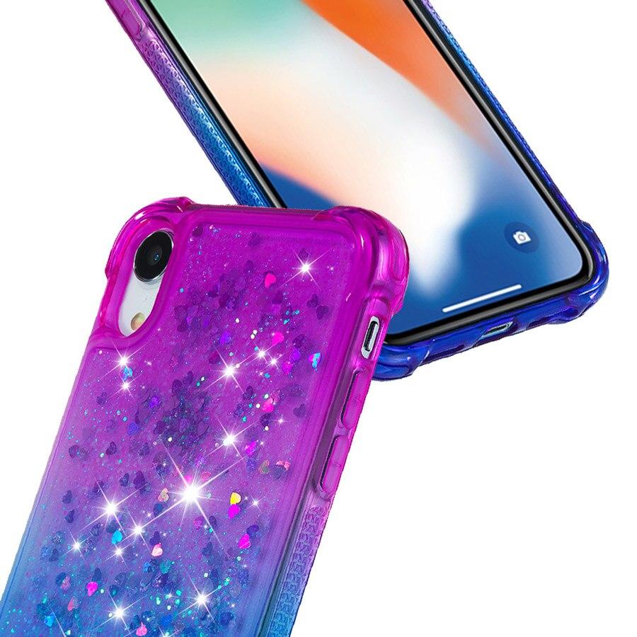 iphone xr Glitter Case (10)