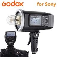 Godox 2.4G Wireless AD600B 600W Bowen Mount TTL Flash Speedlite +Xpro S Trigger For Sony a77II, a7RII, a7R, a58, a99