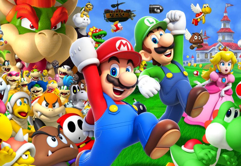 Best Top 10 Diamond Painting Super Mario List And Get Free