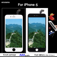 Ovsnovo AAA Quality LCD For IPhone 6 6G Screen Replacement LCD Display Touch Screen Digitizer Quality
