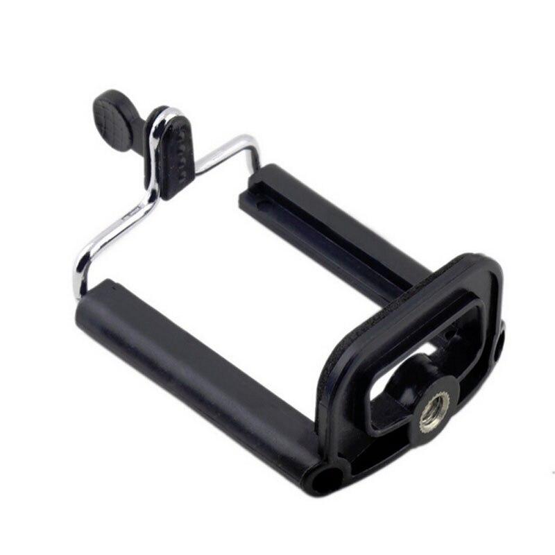 Телефон держатель монопод штатив кронштейн адаптер Клип подставка для iPhone 7 6 Plus 5S Samsung S8 S7 S6 край sony LG Xiaomi камеры