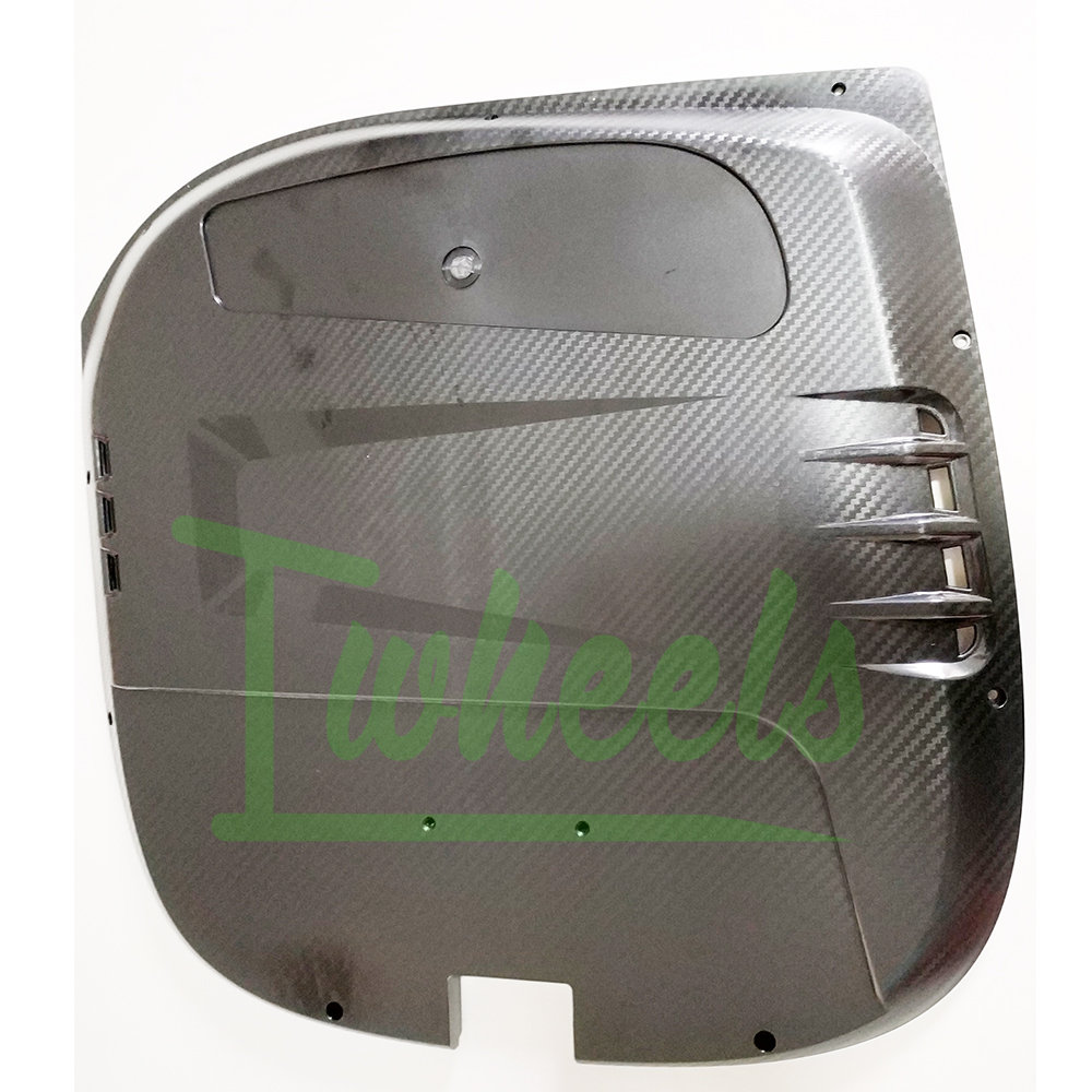 Original GotWay Msuper X body shell side shell electric unicycle spare parts-in Electric Bicycle Accessories from Sports & Entertainment    1