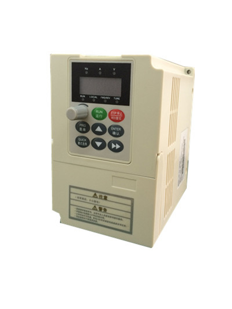 0.75kw 1HP 300hz general VFD inverter frequency converter 1PHASE 220VAC input 3phase 0-220V output 4A tp760 765 hz d7 0 1221a