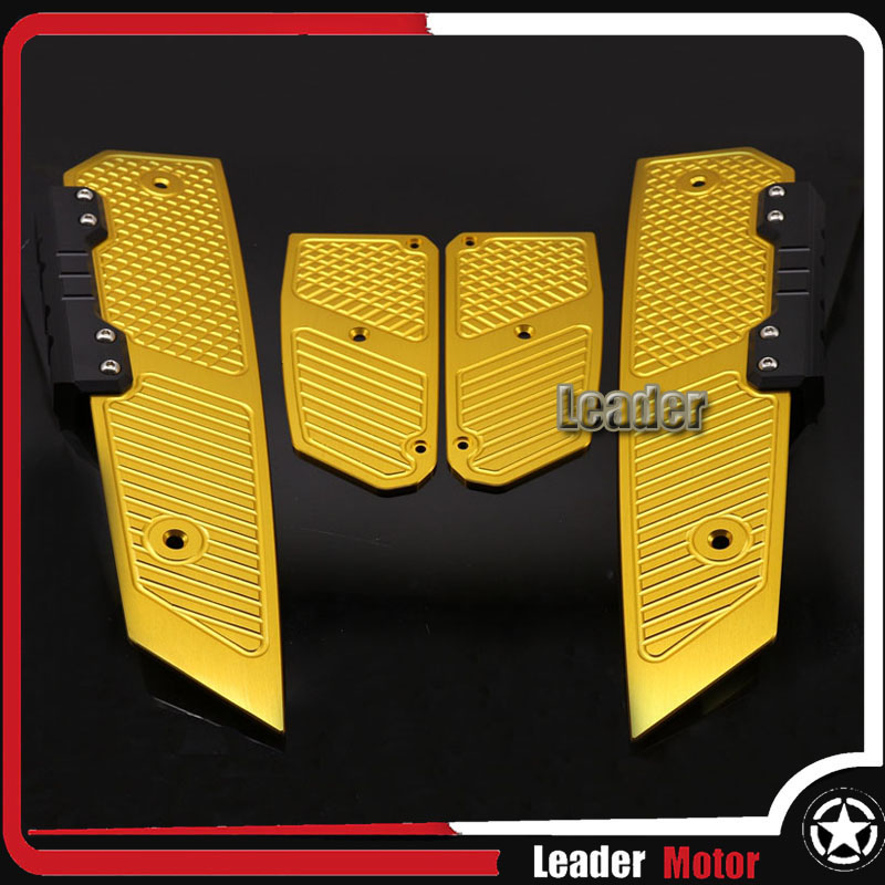 For HONDA Forza 125 Forza 300 2018 motocross accessories footrest footboard step autobike foot plate цена