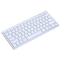 슬림 얇은 무선 블루투스 키보드 아이맥 아이 패드 전원 절약 안드로이드 전화 태블릿 PC 영국 78