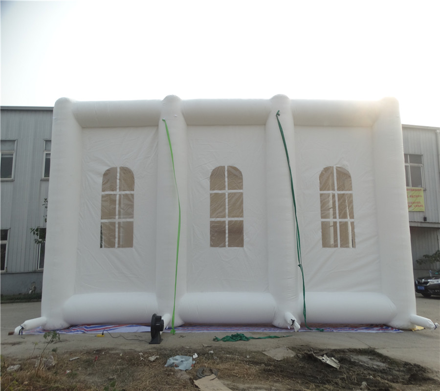 Fabrik aufblasbares Zelt für den Außenbereich langlebiges und - Camping und Wandern - Foto 2