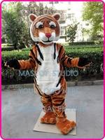 Симпатичные кубок тигра костюм талисмана тигра кубок обычай необычные костюмы аниме косплей комплект mascotte тема костюмированный карнавал