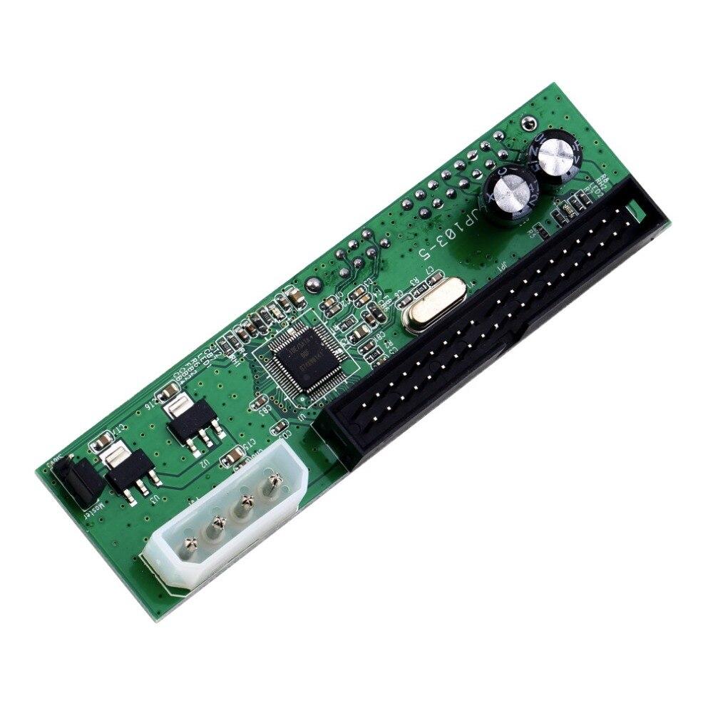 SATA TO PATA IDE Converter Adapter Plug&Play Module Support 7+15 Pin 3.5/2.5 SATA HDD DVD Adapter