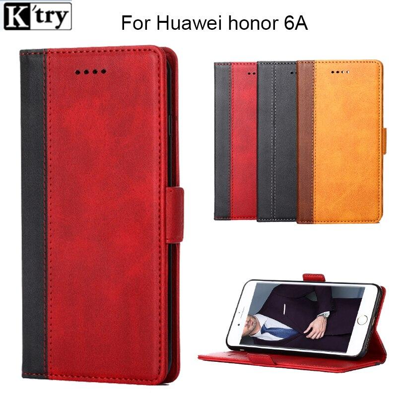 <font><b>Huawei</b></font> <font><b>Honor</b></font> 6a случае k&#8217;try Флип кожаный чехол для <font><b>Huawei</b></font> <font><b>Honor</b></font> 6a <font><b>6</b></font> Coque honor6a играть dli-tl20 5.0&#8243; кошелек чехол телефона