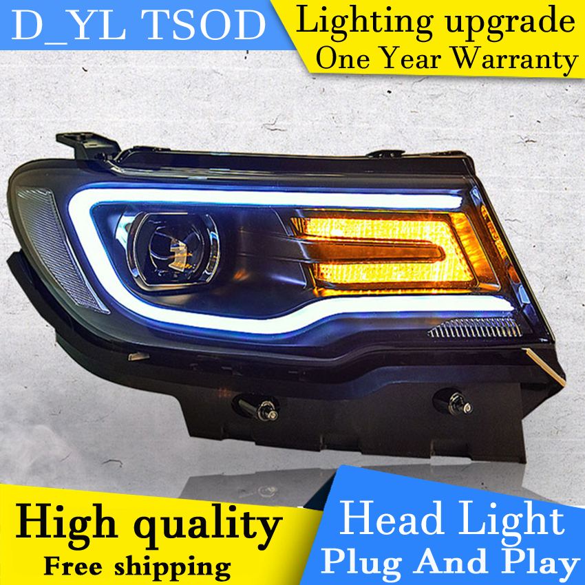 AKD Car Styling for Ford Focus Headlights 2019 New Focus 5 LED Headlight Dynamic Signal Led