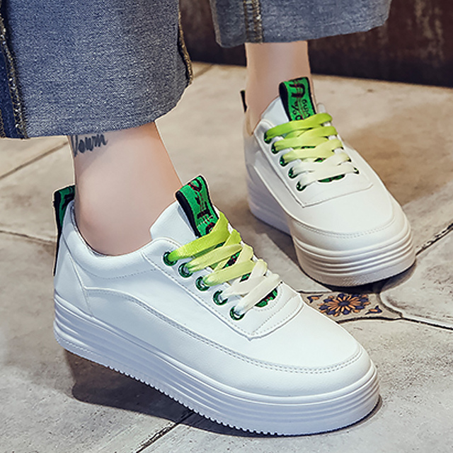 f42e793ec Girls sneakers women leather shoes 2019 new style spring/autumn female  sneakers adult sweet solid