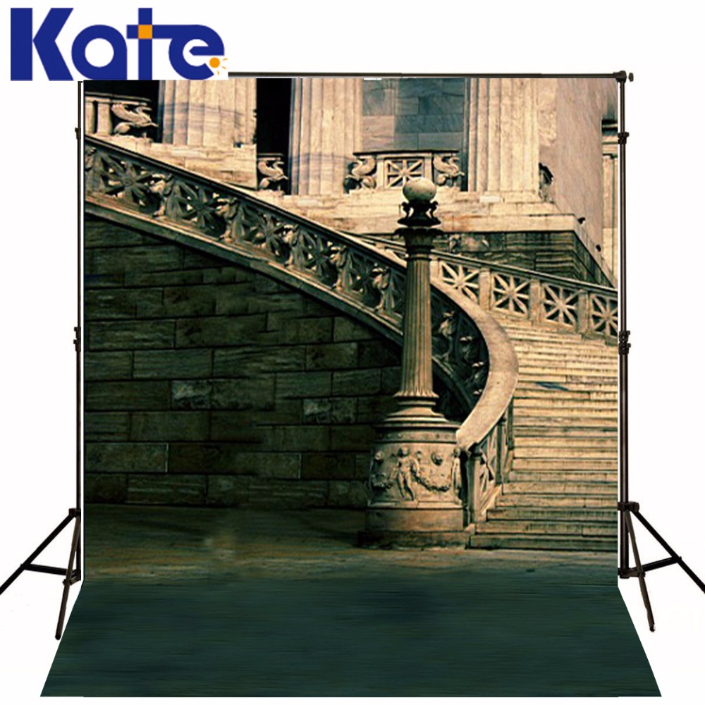 200Cm*150Cm Fundo Rotating Stone Stairs3D Baby Photography Backdrop Background Lk 1963 215cm 150cm fundo flower blossoms3d baby photography backdrop background lk 1860