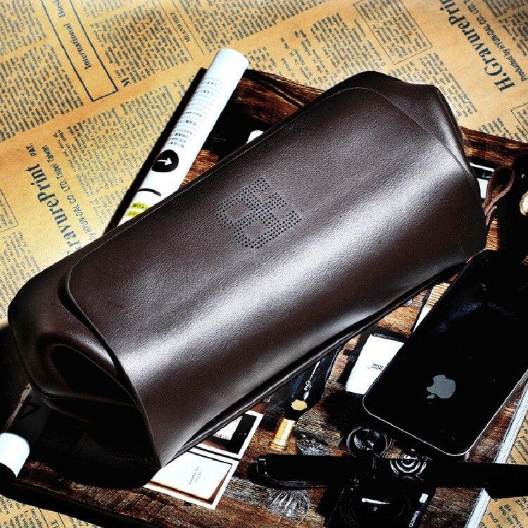 projeto original famosa marca bolsa Modelo Número : B007 Men Clutch Bag