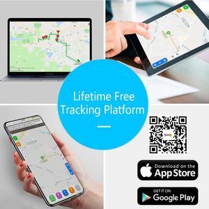 Image 5 - Global GPS Tracker étanche batterie intégrée GSM Mini pour voiture moto pas cher véhicule dispositif de suivi en ligne logiciel et application