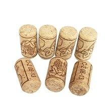 100 шт пробка для вина многоразовая креативная функциональная портативная герметичная пробка от бутылки вина крышка для бутылок вина