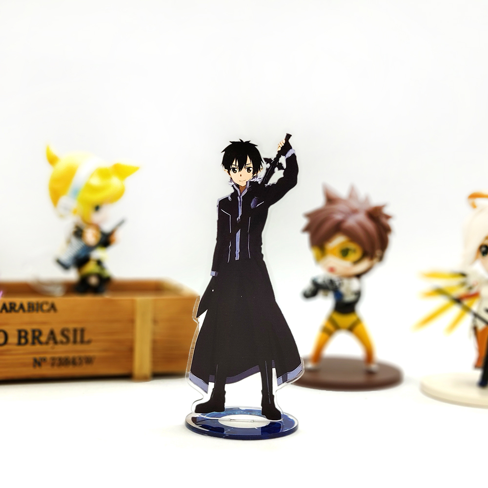 Sword Art Online Kirito Asuna Suguha Yuuki_3