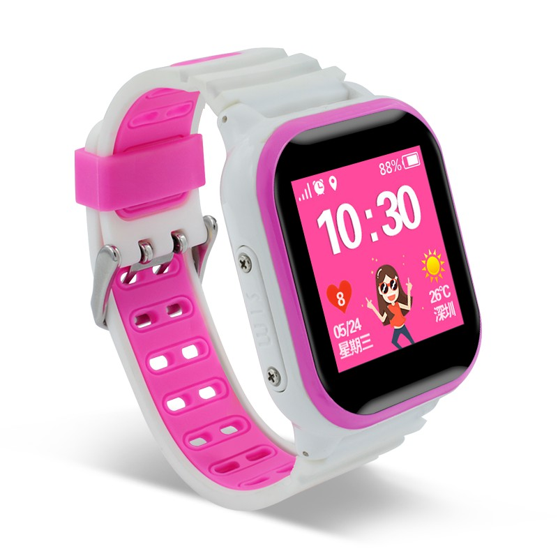 DW28 Children Smart Watch Waterproof LBS Location Touch Screen Kids Watch Support SIM Card Baby Kids Wristwatch with SOS Call new listing kids smart watches children caring for children lbs locator baby watch sos call support sim card camera watch men