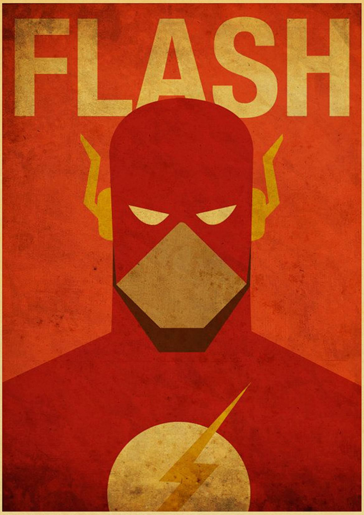 постеры на тему комиксов