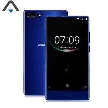 Оригинал DOOGEE смешивания Samrt телефон 5.5 дюймов 6 ГБ Оперативная память 64 ГБ Встроенная память 3380 мАч Octa Core 2.5 ГГц 720 P HD 16MP камеры Android 7.0 Celular
