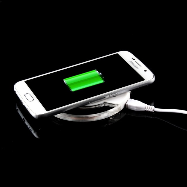 For Samsung S7 G930F Wireless Charger Convenient Power