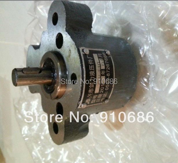 Gear oil pump CBW-B6 hydraulic pump low pressure 2.5MPA lubricant pump ugg australia полусапоги и высокие ботинки