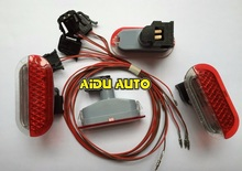 Door Warning Light For VW polo 6R Octavia with cable