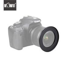 """קיווי מצלמה מתכת מתאם טבעת LED 24 מ""""מ 49 מ""""מ מסנני ברדסי הבזקי עדשת ממירי צינור עבור Canon/ ניקון/סוני/פוג י/Pentax/אולימפוס"""