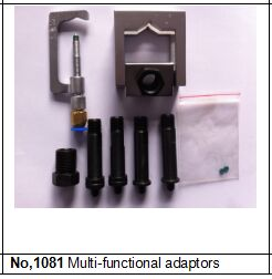 BST No. 1081 multi function common rail injector adaptor woll 1081
